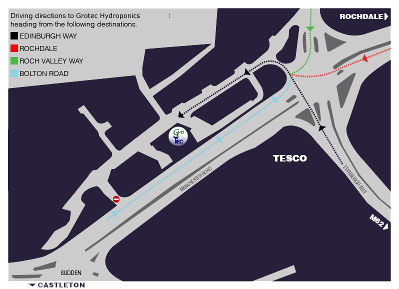 GroTec Location